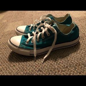 Converse Chuck Taylor All Star Lo Sneaker TEAL